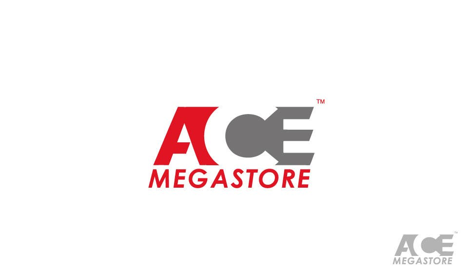 Penyertaan Peraduan #64 untuk Design a Logo for ACE Megastore