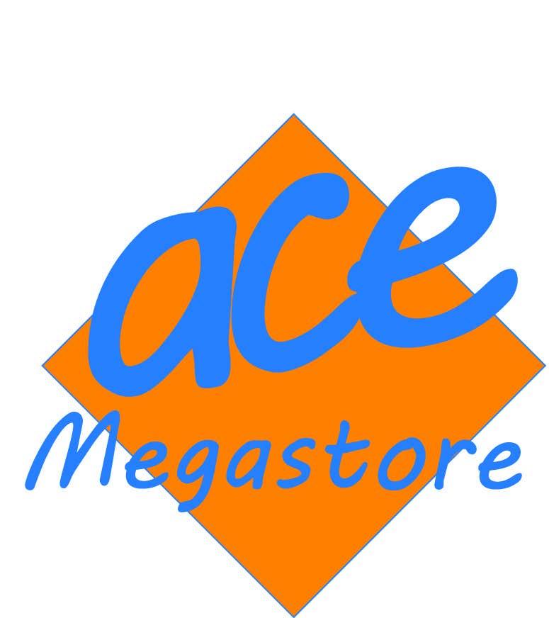 Penyertaan Peraduan #17 untuk Design a Logo for ACE Megastore