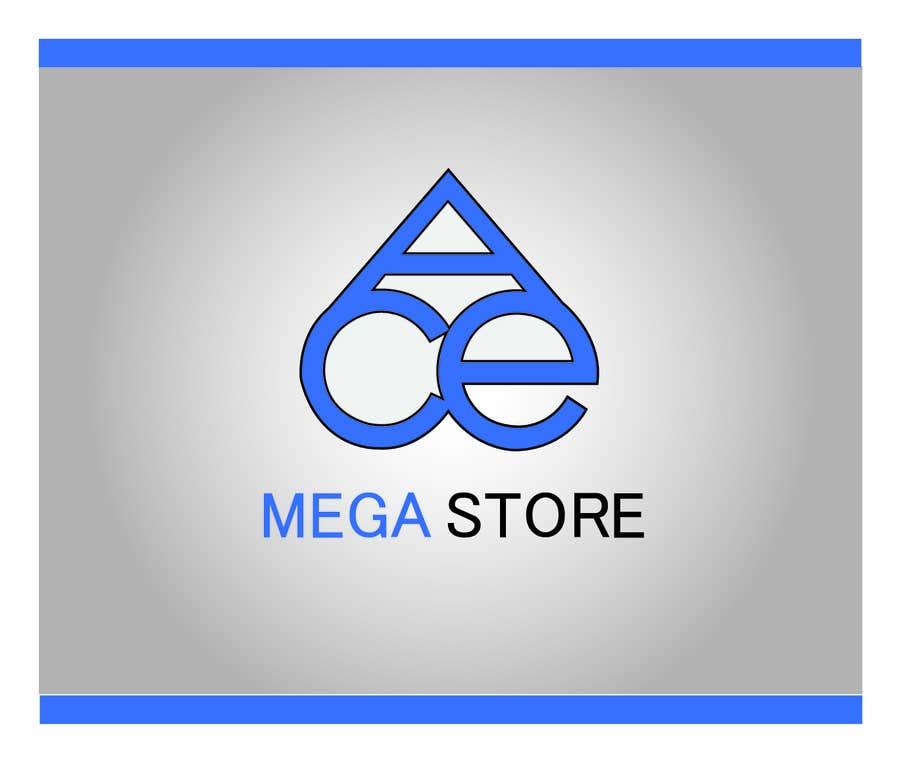 Penyertaan Peraduan #22 untuk Design a Logo for ACE Megastore