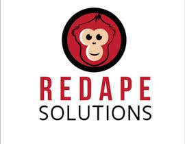 himel302 tarafından Design a Logo + Business Card for Red Ape Solutions! için no 100