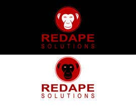 #117 for Design a Logo + Business Card for Red Ape Solutions! by Malliyoor