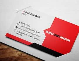 #13 cho LABESTCLUBS MAGAZINE BUSINESS CARD bởi mdnayeem54