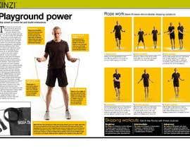 Nro 39 kilpailuun I need an infographic for a jump rope käyttäjältä hackerforever661