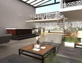 #40 for Open terrace design by fernandotv12