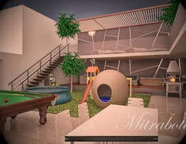 #54 for Open terrace design af mitrabota