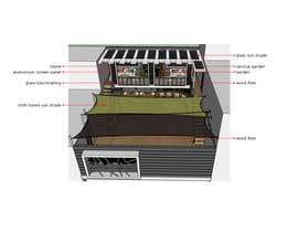 #45 for Open terrace design af zeldom