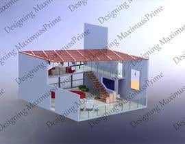 #20 for Open terrace design af MaximussPrime