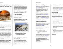 Nro 18 kilpailuun Convert website into print-ready PDF for book publication käyttäjältä jamshaidrazaCG