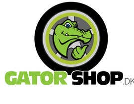 #49 cho Design et Logo for Gatorshop.dk bởi painpacker