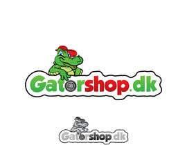 #67 untuk Design et Logo for Gatorshop.dk oleh JasonMarshal2015
