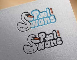#32 for Design a Logo for PoolSwans.com af PixelDexigner
