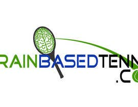 #28 untuk Design a Logo for Brain Based Tennis Website oleh ricardosanz38