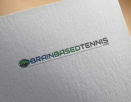 #19 untuk Design a Logo for Brain Based Tennis Website oleh georgeecstazy