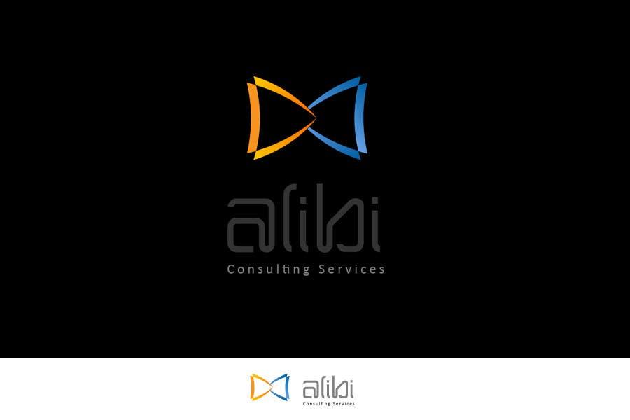 "Bài tham dự cuộc thi #                                        72                                      cho                                         Design a Logo for ""Alibi Consulting Services"""