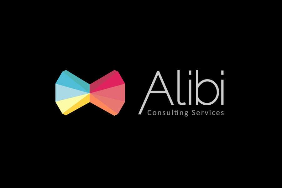 "Bài tham dự cuộc thi #                                        225                                      cho                                         Design a Logo for ""Alibi Consulting Services"""