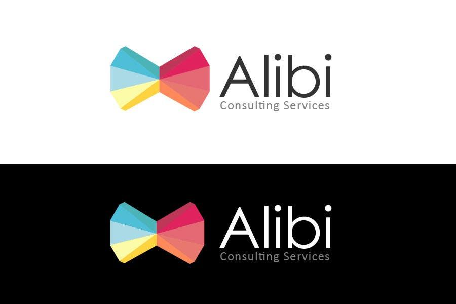 "Bài tham dự cuộc thi #                                        252                                      cho                                         Design a Logo for ""Alibi Consulting Services"""