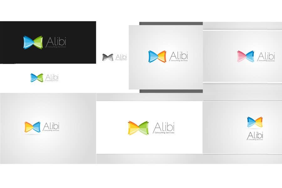 "Bài tham dự cuộc thi #                                        309                                      cho                                         Design a Logo for ""Alibi Consulting Services"""