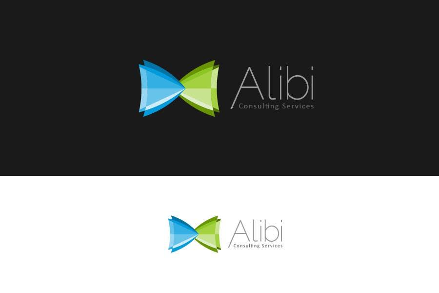 "Bài tham dự cuộc thi #                                        375                                      cho                                         Design a Logo for ""Alibi Consulting Services"""