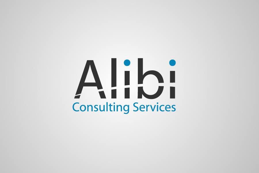 "Bài tham dự cuộc thi #                                        13                                      cho                                         Design a Logo for ""Alibi Consulting Services"""
