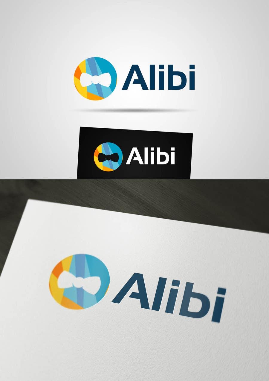 "Bài tham dự cuộc thi #                                        275                                      cho                                         Design a Logo for ""Alibi Consulting Services"""