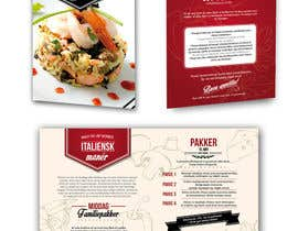 #23 untuk Take away menu for italian restaurant oleh felipedesign508