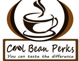 #116 para Design a Logo for Cool Bean Perks Coffee por goez60