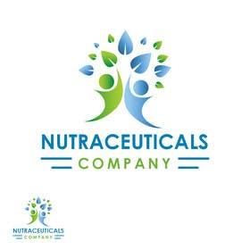 #24 untuk Design a Logo for a Nutraceuticals Company oleh fahdsamlali