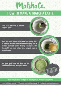 #24 untuk Design TWO how-to flyers for making japanese tea oleh xpertsart