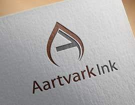 Nro 102 kilpailuun Design a Logo for Aartvark Ink käyttäjältä sammyali