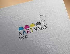 Nro 113 kilpailuun Design a Logo for Aartvark Ink käyttäjältä sudipduttakol