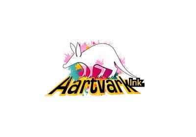 Nro 202 kilpailuun Design a Logo for Aartvark Ink käyttäjältä sumontosohel