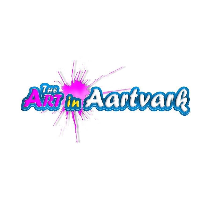 Kilpailutyö #123 kilpailussa Design a Logo for Aartvark Ink