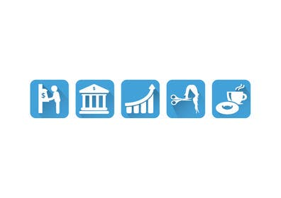 #2 cho Design some Icons for categories bởi khadkamahesh07