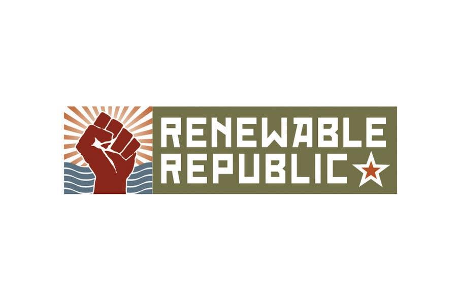Proposta in Concorso #                                        26                                      per                                         Logo Design for The Renewable Republic