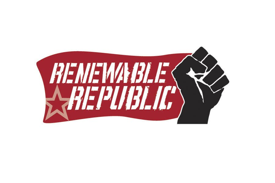 Contest Entry #                                        27                                      for                                         Logo Design for The Renewable Republic