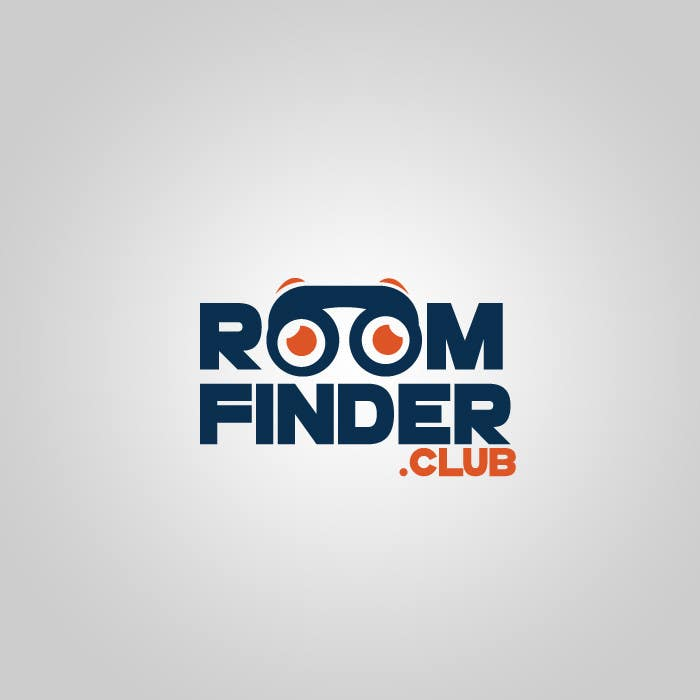 Konkurrenceindlæg #156 for Design a Logo for ROOMFINDER.CLUB