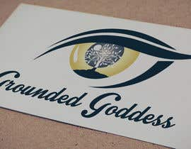 #48 untuk Design a Logo for GROUNDED GODDESS oleh odykiy
