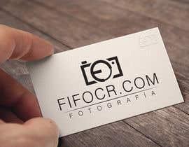 #33 for Diseñar un logotipo pagina de fotógrafo af touceiro92