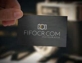 #28 for Diseñar un logotipo pagina de fotógrafo af MaximilianoHS