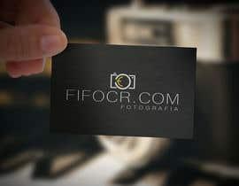 #30 for Diseñar un logotipo pagina de fotógrafo af MaximilianoHS