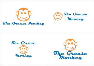 #197 for Design a Logo for The Grease Monkey af BDamian