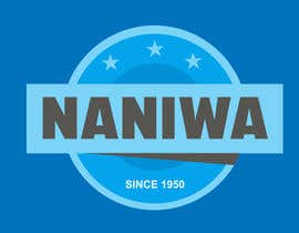 #164 for Design a Logo for Naniwa af smahsan11