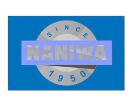 #172 for Design a Logo for Naniwa af smahsan11