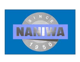 #173 for Design a Logo for Naniwa af smahsan11