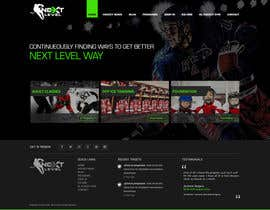 #3 cho Design a Website Mockup for NextLevelHockey bởi geniedesignssl