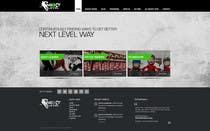 Bài tham dự #9 về Graphic Design cho cuộc thi Design a Website Mockup for NextLevelHockey