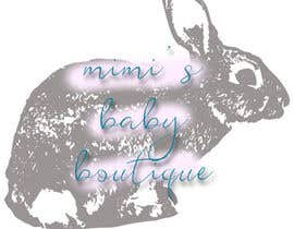#7 for Design a Logo for 'Mimi's baby boutique' af nicolefwalters
