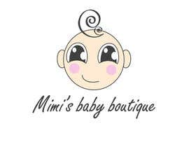 #25 cho Design a Logo for 'Mimi's baby boutique' bởi nslabeyko