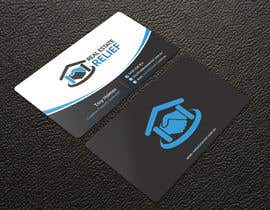 #131 untuk Design some Business Cards for Real Estate Relief oleh aminur33