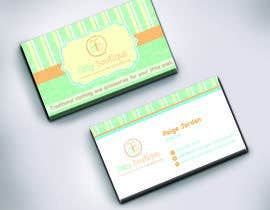 #79 untuk Design some Business Cards for Baby Boutique oleh naikerhiroko